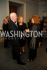 Tim Robertson,Lisa Robertson,Susan Wynne,October 3,2012Preview Reception for Masterpieces of American Furniture from the Kaufman Collection National Gallery of Art,Kyle Samperton