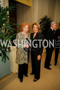Buffy Cafritz,Viicki Sant,October 3,2012Preview Reception for Masterpieces of American Furniture from the Kaufman Collection National Gallery of Art,Kyle Samperton