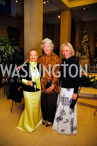 Ruth Leffall,Judith Laughlin,Marion Rosenthal,October 3,2012Preview Reception for Masterpieces of American Furniture from the Kaufman Collection National Gallery of Art,Kyle Samperton