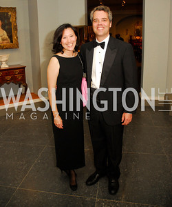 Ginger Dietrich,Richard Dietrich,October 3,2012Preview Reception for Masterpieces of American Furniture from the Kaufman Collection National Gallery of Art,Kyle Samperton