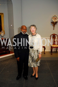 Lou Stovall,Di Stovall,October 3,2012Preview Reception for Masterpieces of American Furniture from the Kaufman Collection National Gallery of Art,Kyle Samperton