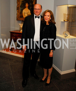 George Wachtner,Fern Wachtner,October 3,2012Preview Reception for Masterpieces of American Furniture from the Kaufman Collection National Gallery of Art,Kyle Samperton