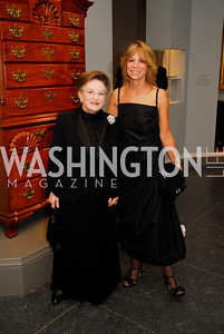 Linda Kaufman,,Myra Moffett,October 3,2012Preview Reception for Masterpieces of American Furniture from the Kaufman Collection National Gallery of Art,Kyle Samperton