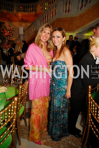 Isabel Ernst,Pilar O'Leary,April 27,2012,National Museum of Women in the Arts 25th Anniversary Gala.Kyle Samperton
