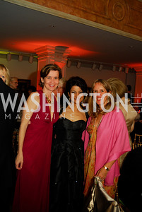 Sophie L'Hellas -Delattre Shamin Jawad,Isabel Ernst,,April 27,2012,National Museum of Women in the Arts 25th Anniversary Gala.Kyle Samperton