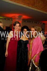 Sophie L'Hellas -Delattre Shamin Jawad,Isabel Ernst,,April 27,2012,National Museum of Women in the Arts 25th Anniversary Gala.Kyle Samperton