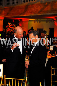 Hap Holladay,Chief Justice John Roberts.,April 27,2012,National Museum of Women in the Arts 25th Anniversary Gala.Kyle Samperton