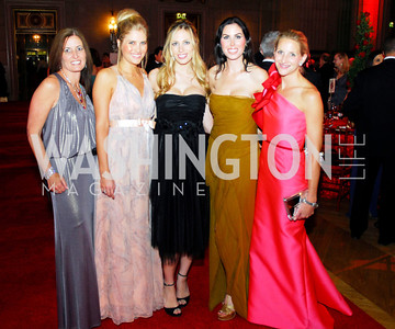 Diane Brown,Ashley Taylor,Amy Donnelly,Amy Baier,Tina Holleman,The Washington Ballet's Alice in Wonderland Ball,,April 26,2012,Kyle Samperton