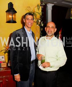 Jesse Raben,Robert Raben,July 18,2012,The Raben Group Ten Year Celebration at  Cuba Libre,Kyle Samperton