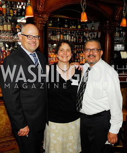 Bill Murat,Alice Miele,Diego Sanchez.,July 18,2012,The Raben Group Ten Year Celebration at  Cuba Libre,Kyle Samperton