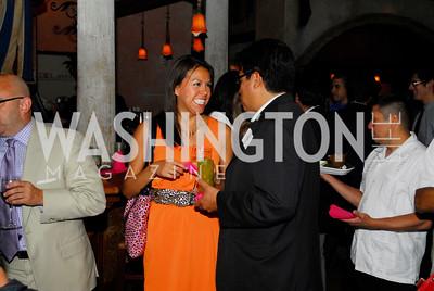 Anna Nunez,July 18,2012,The Raben Group Ten Year Celebration at  Cuba Libre,Kyle Samperton