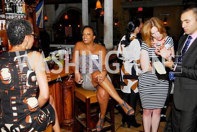 Alaina Beverly,July 18,2012,The Raben Group Ten Year Celebration at  Cuba Libre,Kyle Samperton