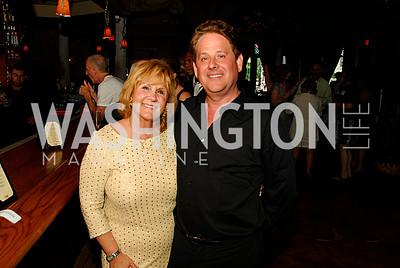 Suzanne Stull,Bob Stull,July 18,2012,The Raben Group Ten Year Celebration at  Cuba Libre,Kyle Samperton
