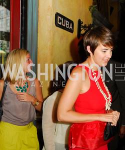 Kathy Hollister,,July 18,2012,The Raben Group Ten Year Celebration at  Cuba Libre,Kyle Samperton