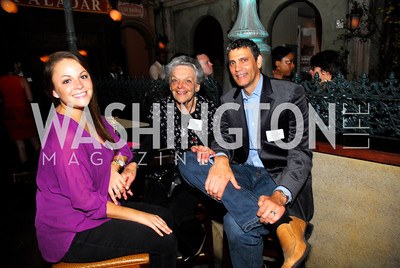 Maddy Raben,June Raben,Jesse Raben,,July 18,2012,The Raben Group Ten Year Celebration at  Cuba Libre,Kyle Samperton