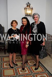 Rosa Batoreau,Rhoda Septilici,,Countess Suzanne Tolstoy,May 14,2012,Reception at the Residence of the Portugese Ambassador for a  Performance of Fado Music,Kyle Samperton