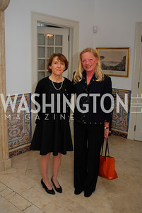 Rosa Batoreau, Ellen Noghes,,May 14,2012,Reception at the Residence of the Portugese Ambassador for a  Performance of Fado Music,Kyle Samperton