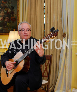 Viviato Ferreira,May 14,2012,Reception at the Residence of the Portugese Ambassador for a  Performance of Fado Music,Kyle Samperton