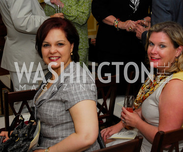 Kinza Tekaya,Linda White,May 14,2012,Reception at the Residence of the Portugese Ambassador for a Performance of Fado Music,Kyle Samperton