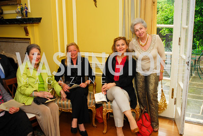 Cyd Everett,Ellen Noghes,Fugen Tan,Gamilla Karjawally,,May 14,2012,Reception at the Residence of the Portugese Ambassador for a  Performance of Fado Music,Kyle Samperton