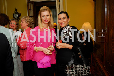Lota Latanoczky,Normia Prada,,May 14,2012,Reception at the Residence of the Portugese Ambassador for a Performance of Fado Music,Kyle Samperton