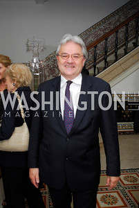 Richard Jones,May 14,2012,Reception at the Residence of the Portugese Ambassador for a Performance of Fado Music,Kyle Samperton