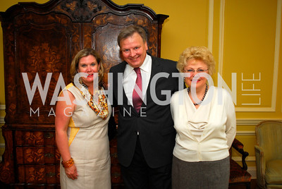 Linda White,Yury Zaytsev,Galina Zaystev,May 14,2012,Reception at the Residence of the Portugese Ambassador for a Performance of Fado Music,Kyle Samperton