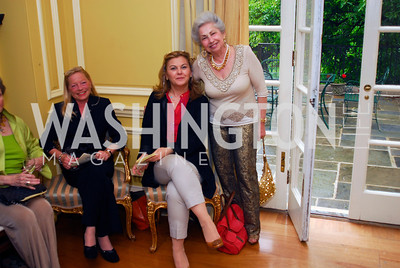Ellen Noghes,Fugen Tan,Gamilla Karjawally,,May 14,2012,Reception at the Residence of the Portugese Ambassador for a  Performance of Fado Music,Kyle Samperton