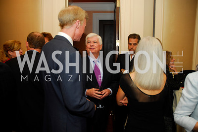 "Chris Dodd, Reception for ""A Good Man"" by Mark Shriver at the Jefferson Hotel, June 6, 2012, Kyle Samperton"