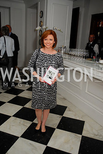 "Kelly O'Donnell, Reception for ""A Good Man"" by Mark Shriver at the Jefferson Hotel, June 6, 2012, Kyle Samperton"