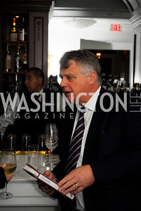 "Mike Elliot, Reception for ""A Good Man"" by Mark Shriver at the Jefferson Hotel, June 6, 2012, Kyle Samperton"