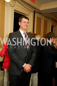 "David  Bueno, Reception for ""A Good Man"" by Mark Shriver at the Jefferson Hotel, June 6, 2012, Kyle Samperton"