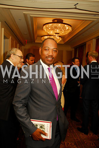 "Ebbe Watkins, Reception for ""A Good Man"" by Mark Shriver at the Jefferson Hotel, June 6, 2012, Kyle Samperton"