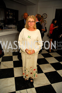 "Lynn Sweet, Reception for ""A Good Man"" by Mark Shriver at the Jefferson Hotel, June 6, 2012, Kyle Samperton"