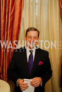 "Ed Henry, Reception for ""A Good Man"" by Mark Shriver at the Jefferson Hotel, June 6, 2012, Kyle Samperton"
