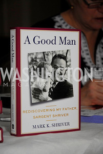 "Reception for ""A Good Man"" by Mark Shriver at the Jefferson Hotel, June 6, 2012, Kyle Samperton"