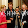 "Reception for ''A Good Man"" by Mark Shriver at the Jefferson Hotel :"