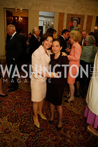 Lady Westmacott,Marjan Adib,April 11,2012,Reception for Dame Jillian Sackler at The Residence of the British Ambassador,Kyle Samperton