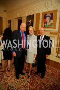 John  Negroponte.Dorothy McSweeny,Bill McSweeny,April 11,2012,Reception for Dame Jillian Sackler at The Residence of the British Ambassador,Kyle Samperton