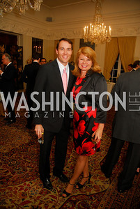 Scott Thuman,,Gail Huff,April 11,2012,Reception for Dame Jillian Sackler at The Residence of the British Ambassador,Kyle Samperton