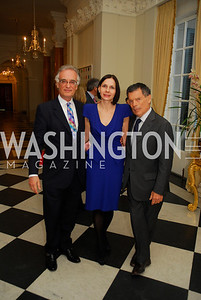 Julian Raby. Ludmilla Cafritz,Conrad Cafritz,April 11,2012,Reception for Dame Jillian Sackler at The Residence of the British Ambassador,Kyle Samperton