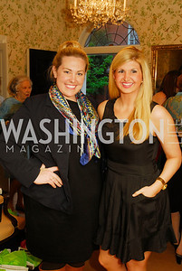 Jamie Carroll,Josie Taylor,April 25,2012,Reception for Georgetown House Tour,Kyle Samperton