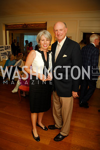 Cherry Baumbusch,Peter Baunbusch,,April 25,2012,Reception for Georgetown House Tour,Kyle Samperton