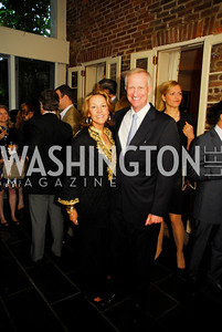 Michelle Evans,Jack Evans,,April 25,2012,Reception for Georgetown House Tour,Kyle Samperton