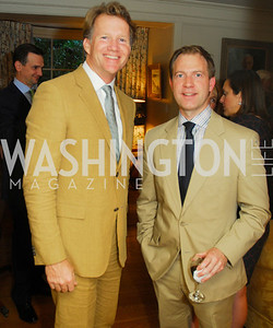 Dale Overmeyer,Andrew Law,,April 25,2012,Reception for Georgetown House Tour,Kyle Samperton
