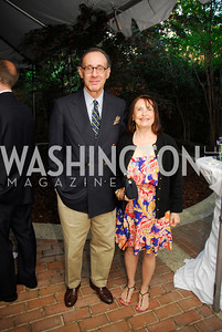 Richard Meyer,Sharon Meyer,,April 25,2012,Reception for Georgetown House Tour,Kyle Samperton