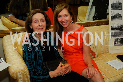 Julie Gill Davis,Cathy Kerkam,,April 25,2012,Reception for Georgetown House Tour,Kyle Samperton
