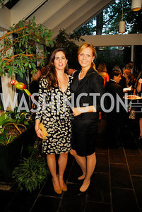 Adrienne Szabo,Jordana Jaffe,April 25,2012,Reception for Georgetown House Tour,Kyle Samperton