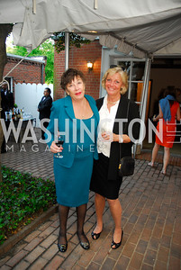 Jean Smith,Margot Wilson,,April 25,2012,Reception for Georgetown House Tour,Kyle Samperton
