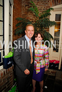 Tom Anderson,Jenny Mottershead,April 25,2012,Reception for Georgetown House Tour,Kyle Samperton